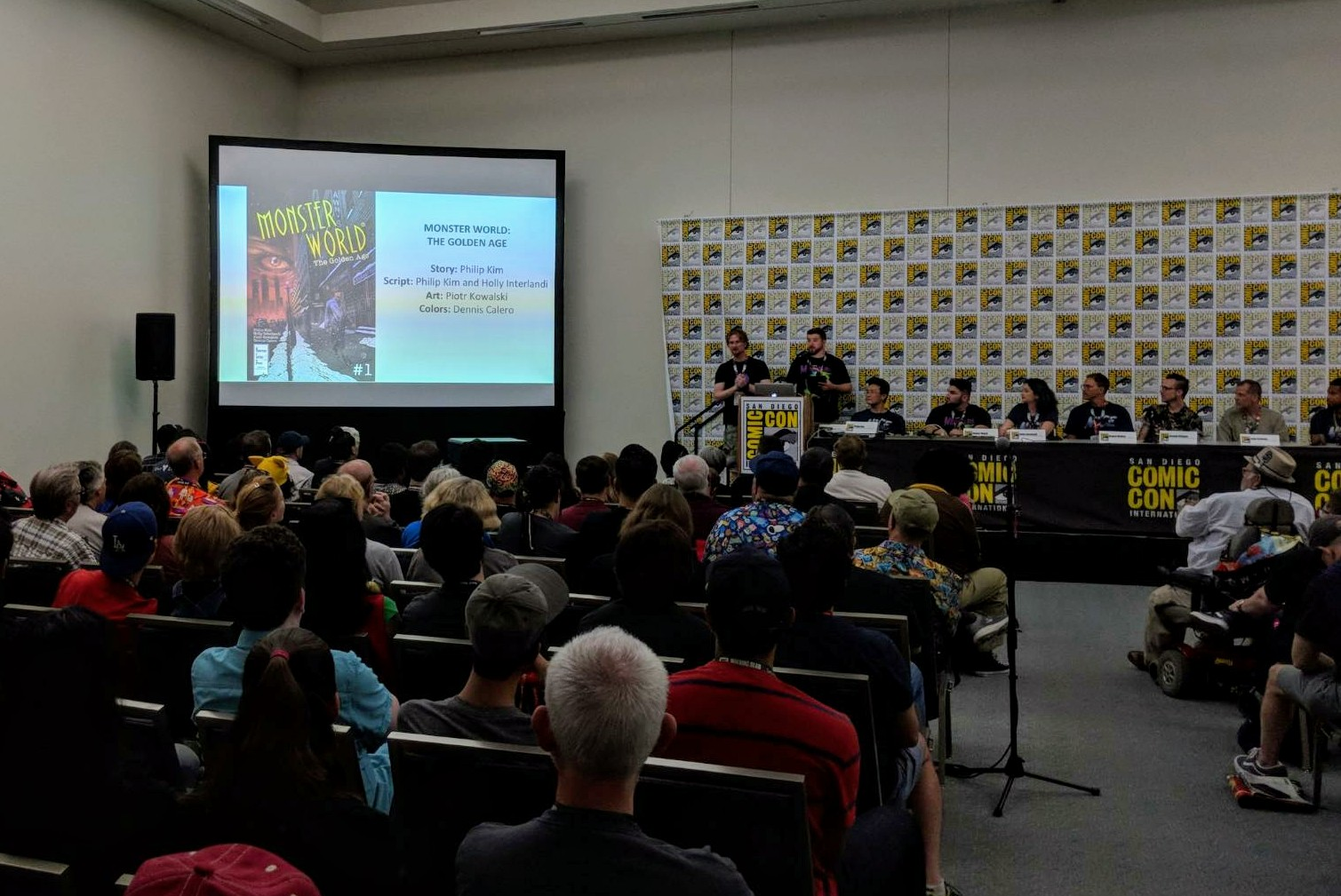 Teaser Art for NICE, WHISPER IN THE WOODS, HAG, and BLACK SUNDAY Revealed at Comic-Con!