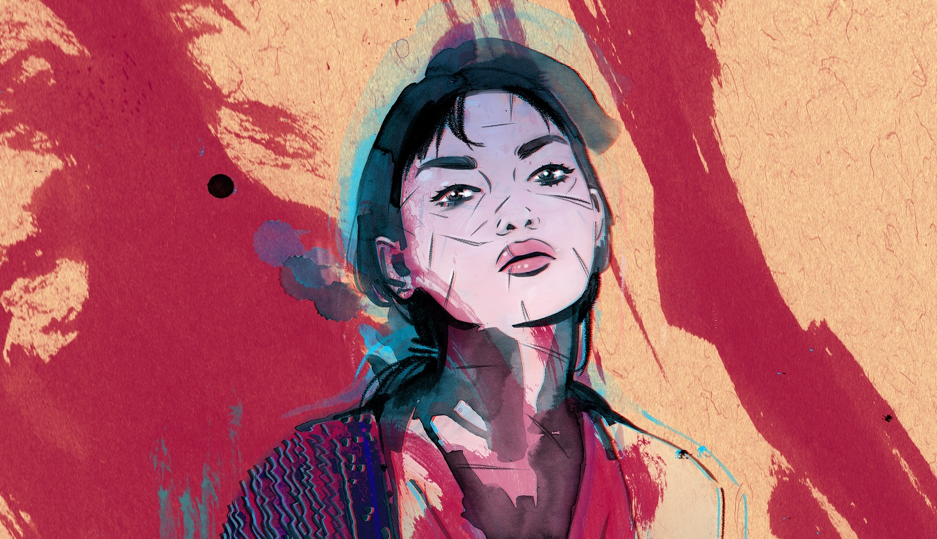 Talking Comics with NICE Cover Artist Tula Lotay