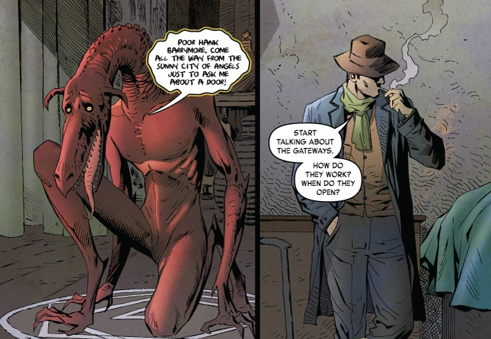 MONSTER WORLD: THE GOLDEN AGE #1 Special 10 Page Preview