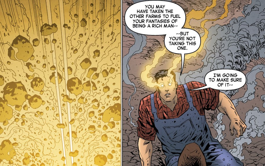 MONSTER WORLD: THE GOLDEN AGE #3 Preview Pages