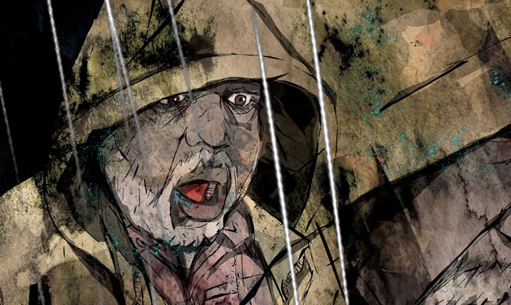 HAG #1 Preview Pages